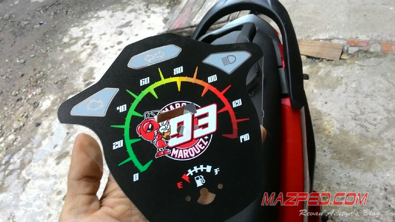 100 Modifikasi Lampu Honda Beat Fi