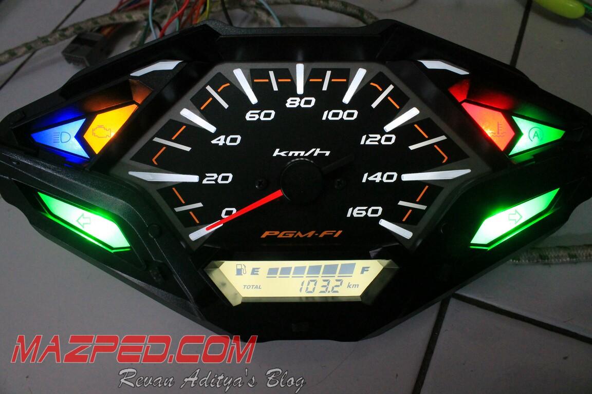 Modifikasi Lampu Vario 125 Esp Kumpulan Modifikasi Motor Vario